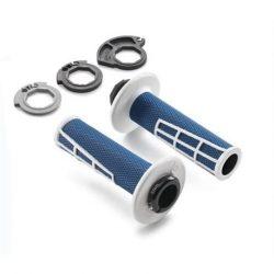 HUSQVARNA Lock-on ODI markolat, Kék-fehér nyitott végű
