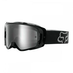 Fox VUE cross szemüveg x-stray fekete- füst tükrős lencsével