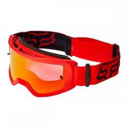 Fox main stray spark  cross szemüveg piros