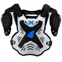 UFO X-Concept páncél/mellvért, fekete színben