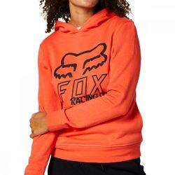 Fox Girl  Hightail Hoody, flamingo