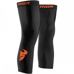 Thor Comp térdgép zokni fekete/narancs