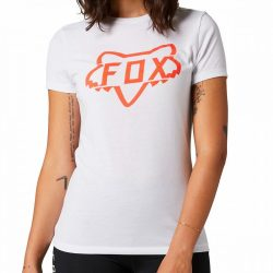 FOX GIRL DIVISION TECH PÓLÓ,  FEHÉR