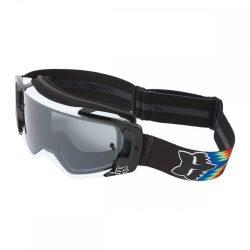 Fox VUE cross szemüveg relm spark fekete-fehér  füst lencsével