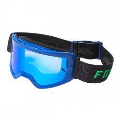 Fox main peril spark  cross szemüveg kék-fekete  viztiszta lencsével