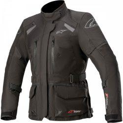 Alpinestars  Stella DRYSTAR Andes Jacket v3 női motoroskabát, FEKETE-SZÜRKE