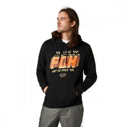 Fox Ffi pulóver Fullstop fekete