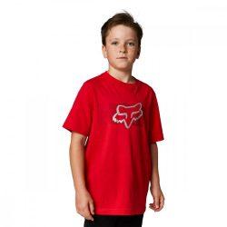 FOX Mirer  gyerek  póló, piros