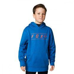 Fox Pinnacle hosszú ujjú pulóver, Gyerek, királykék