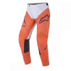 Alpinestars Racer Braap orange-white-navy nadrág