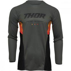 Thor Pulse Army React keki-fekete crossmez