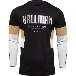 Thor Hallman Differ Draft fekete-homok szinű  crossmez