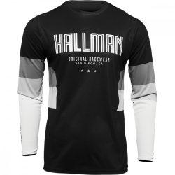 Thor Hallman Differ Draft fekete-fehér  crossmez