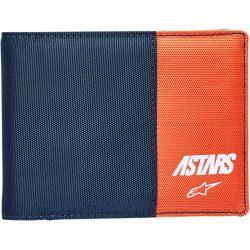 Alpinestars MX pénztárca, kék-narancs