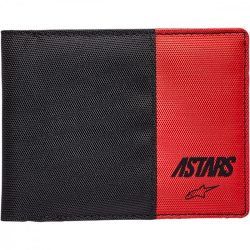 Alpinestars MX pénztárca, fekete-piros