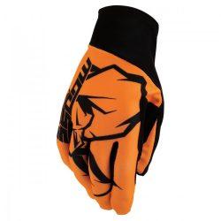 Moose Racing MX2 Agroid orange-black kesztyű, S méret