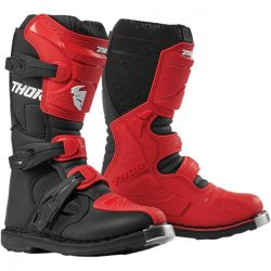 Thor 2019 YOUTH BLITZ XP OFFROAD BOOTS RED/BLACK