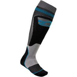 Alpinestars MX plus 1  zokni, fekete-kek színben