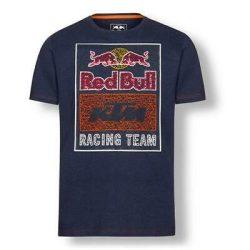 KTM Red Bull Racing graphic navy póló