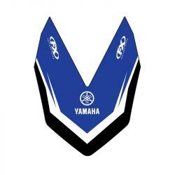 Yamaha első sárvédő matrica, Factory Effex több féle motorhoz