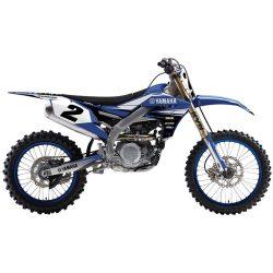 Yamaha EVO matrica szett, Factory Effex több féle motorhoz