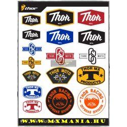 Thor S17 Heritage matricaszett