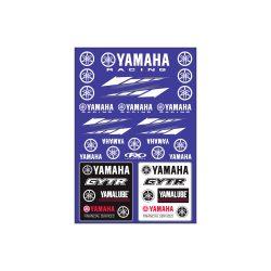 Factory Effex Yamaha Racing matrica szett