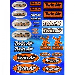 TwinAir matrica szett, táblás