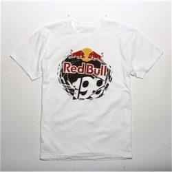 Fox Red Bull Travis Pastrana 199 póló, fehér színben M MÉRET