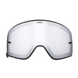 O'neal B50 szemüveg lencse, ezüst tükrös