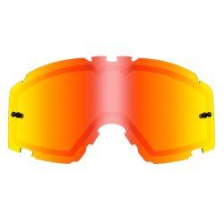 O'neal B30 tükrös szemüveg lencse, radium red