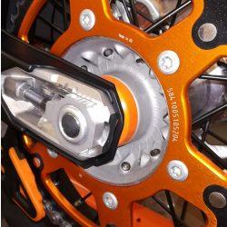 KTM hátsó kerékcsapágy védő sapka készlet