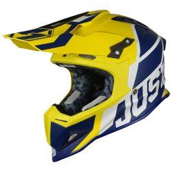 Just1 J12 Unit blue-yellow bukósisak