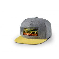 Suzuki MXGP Team Flat Cap sapka