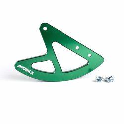 AWORKX Féktárcsa védő, KAWASAKI,zöld