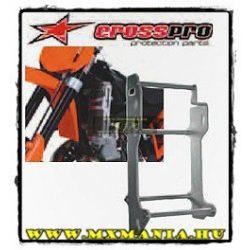 CrossPro hűttőidom konzol, Husaberg és Husqvarna motorokhoz