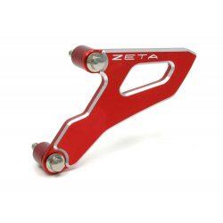 ZETA első lánckerékvédő burkolat Suzuki motorokhoz, két színben