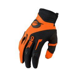 Oneal  Element cross kesztyű, Narancs-Fekete színben