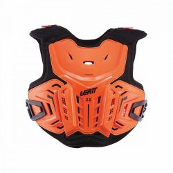 Leatt Brace 2.5 páncél, Gyerek,  Narancs-Fekete színben
