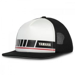 Yamaha Revs fekete sapka