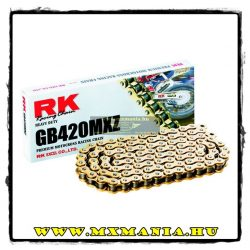 RK Takasago GB520MXZ4 arany lánc