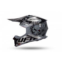 UFO Intrepid Rebel Grey bukósisak
