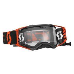 Scott Works Prospect roll-off cross szemüveg, Fekete-narancs